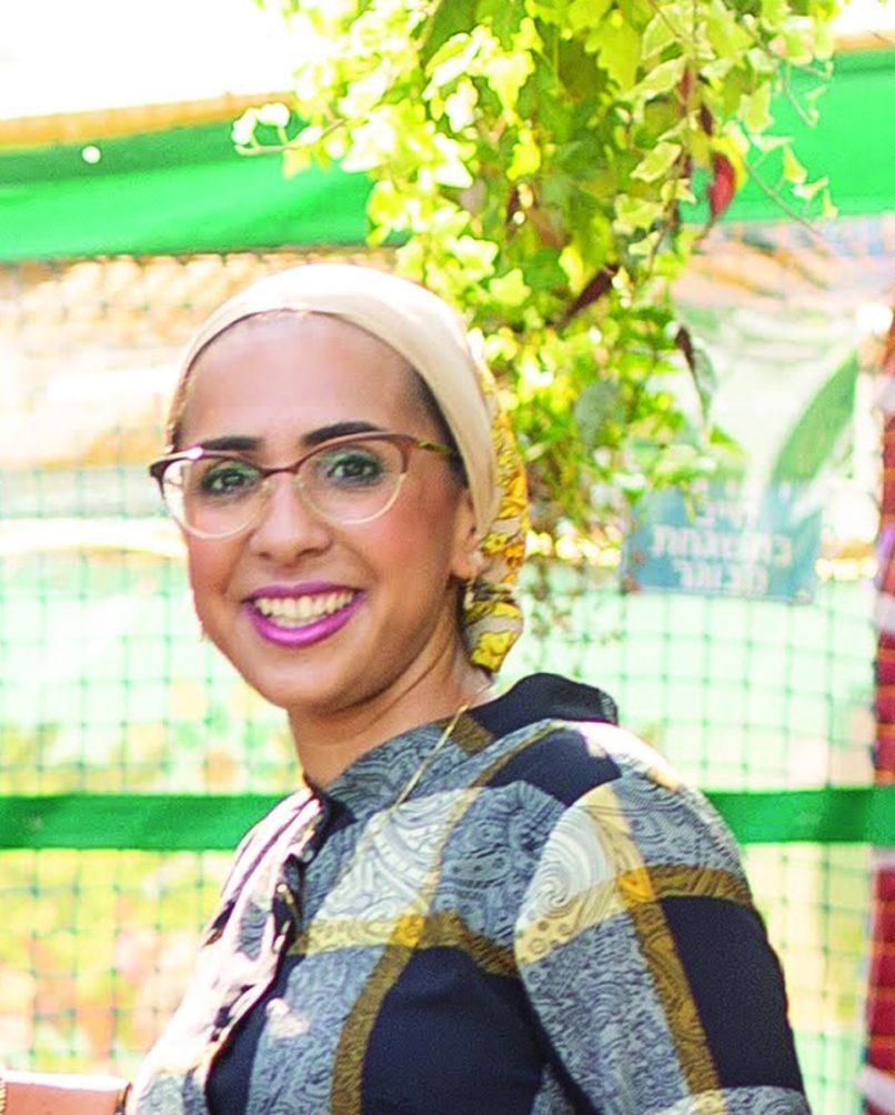 ורד סיטבון - מחנכת ומורה למדעים